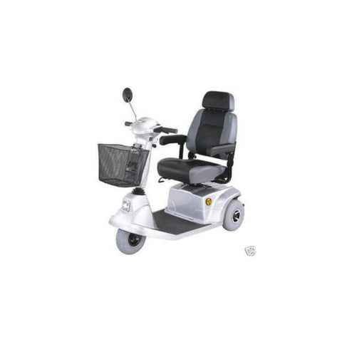 CTM HS-570 Luxury 3 Wheel Mobility Scooter - JustMobilityScooters.com