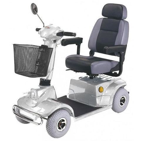 CTM HS-580 Luxury Edition 4 Wheel Mobility Scooter - JustMobilityScooters.com