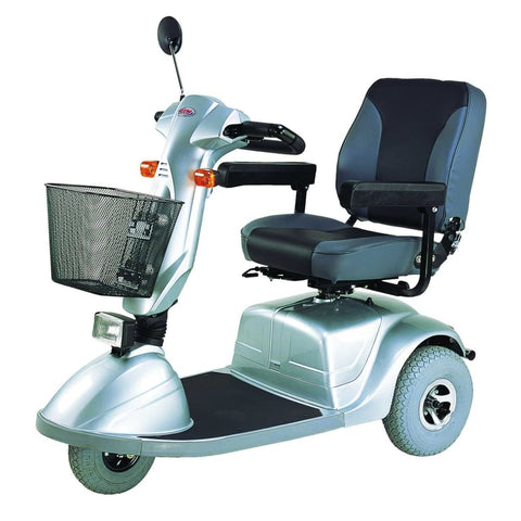CTM HS-730  Bariatric 3-Wheel  Mobility Scooter - JustMobilityScooters.com
