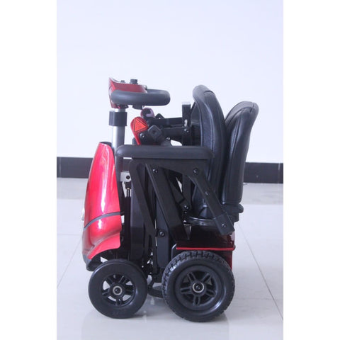 Enhance Mobility Mobie Plus Folding Mobility Scooter - JustMobilityScooters.com