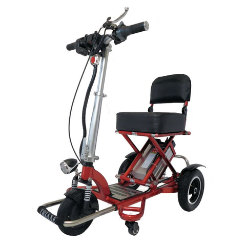 Enhance Mobility Triaxe Sport Mobility Scooter - JustMobilityScooters.com