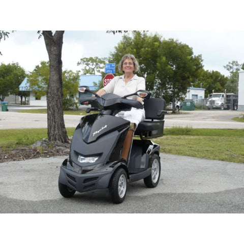 EV Rider Royale 4 Dual Heavy Duty Four Wheel Mobility Scooter - JustMobilityScooters.com