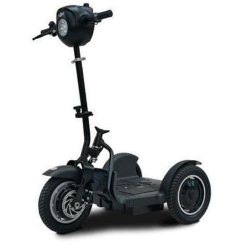 EV Rider Stand N Ride Three Wheel Folding Travel Mobility Scooter - JustMobilityScooters.com