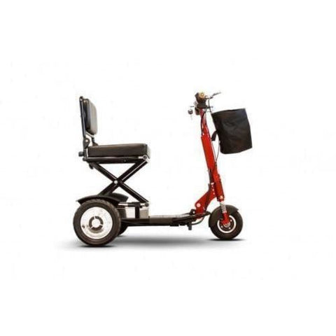 EWheels EW-01 Speedy Folding Mobility Scooter - JustMobilityScooters.com
