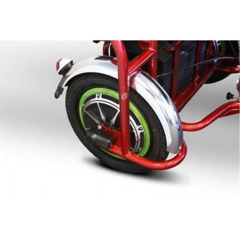 EWheels EW-02 Folding Mobility Scooter - JustMobilityScooters.com