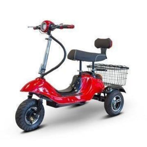 EWheels EW-19 SPORTY Three-Wheel Mobility Scooter