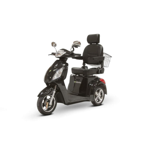 EWheels EW-36 Three-Wheel Mobility Scooter - 2018 Upgraded Model - JustMobilityScooters.com