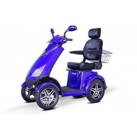 EWheels EW-72 Heavy Duty Four Wheel Mobility Scooter - JustMobilityScooters.com