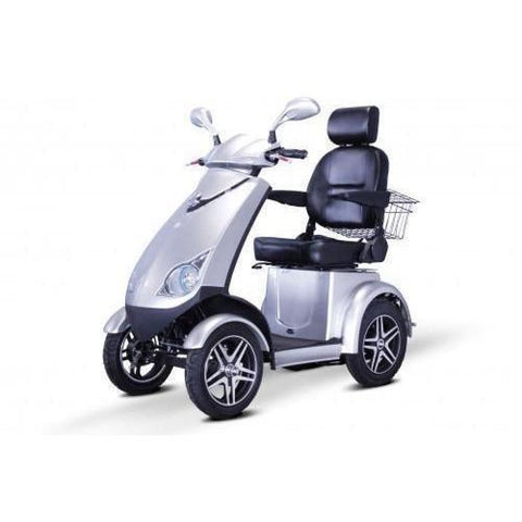 Image of EWheels EW-72 Heavy Duty Four Wheel Mobility Scooter - JustMobilityScooters.com