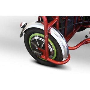 EWheels Rear Tire For EW-02 Folding Mobility Scooter - JustMobilityScooters.com