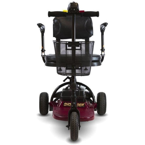 Image of Shoprider Echo 3-Wheel Mobility Scooter - JustMobilityScooters.com