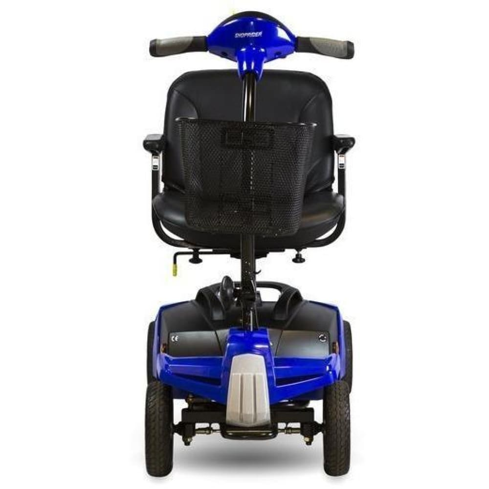 Shoprider Escape 4-Wheel Mobility Scooter - JustMobilityScooters.com