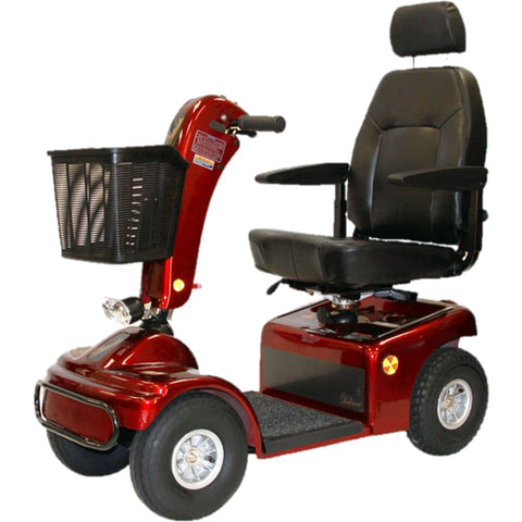 Image of Shoprider Sprinter XL 4 Wheels Mobility Scooter - JustMobilityScooters.com