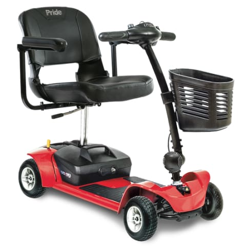 Pride Mobility Go-Go Ultra X 3-Wheel Travel Mobility Scooter