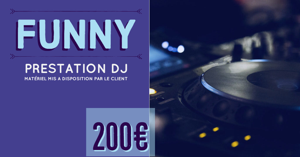 Pack Funny- Collectif DJ's