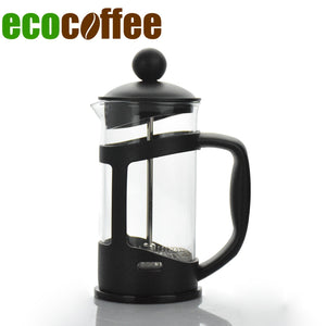 Ecocoffee French Press Style Coffee & Tea Brewer