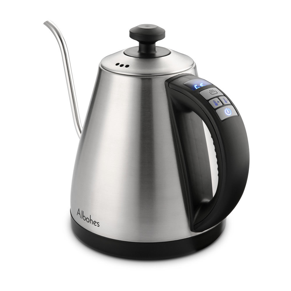 Stainless Steel Electric Gooseneck Kettle
