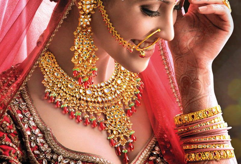 Bride with Bangle