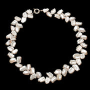 Sirona Keshi Pearl Necklace