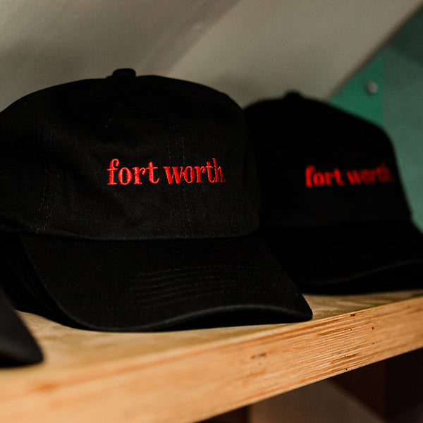 Fort Worth Dad Hat