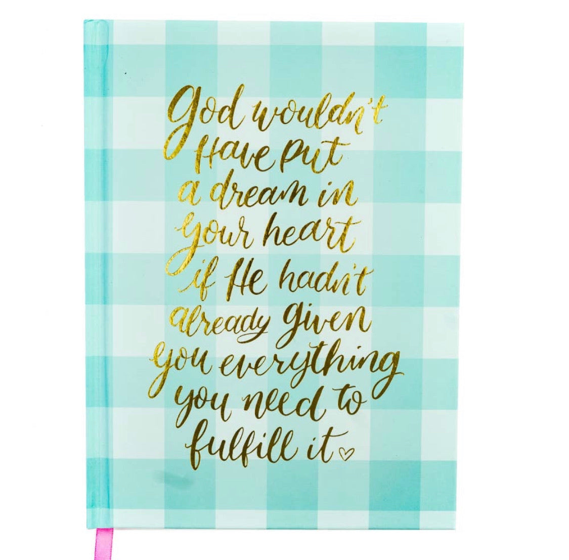 God + Dreams Notebook