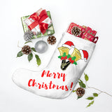 Festive Handbells - Christmas Stocking