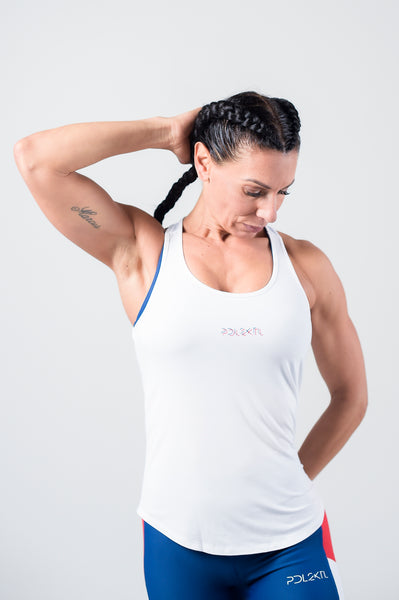 FUNKtional White tank