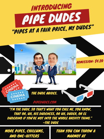 Introducing... The Pipe Dudes, movie poster