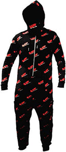 Beamer Raw Rolling Papers Black Unisex Onesie (Small Size) Smoke Sticker