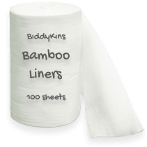 Disposable Bamboo Liners