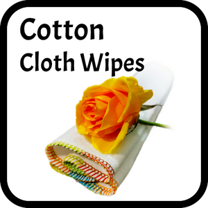 Cotton Cloth Wipes