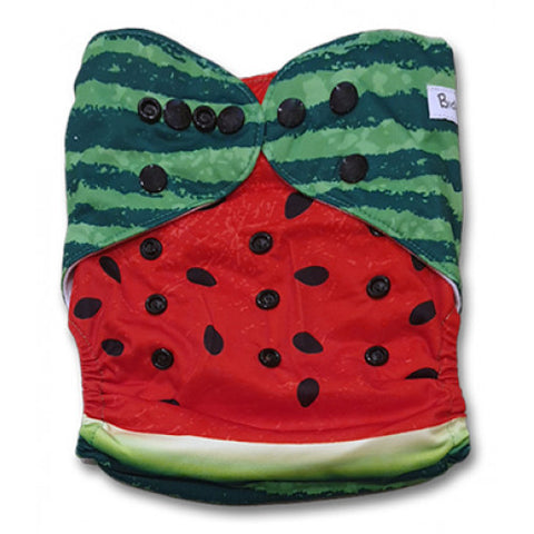 Watermelon Newborn Cover