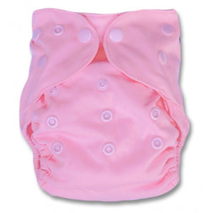 Pink Newborn Double Gusset Cover