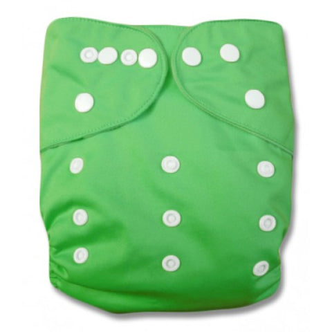 Medium Green OSFM PUL Cover
