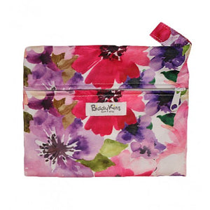 Floral Watercolour Small Wet Bag