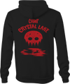 Camp Crystal Lake Zippered Hoodie - Haunt Shirts