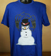 Haunted Snowman - Haunt Shirts