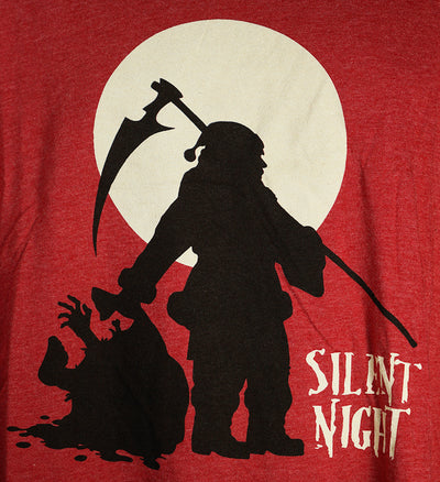 Silent Night - Haunt Shirts
