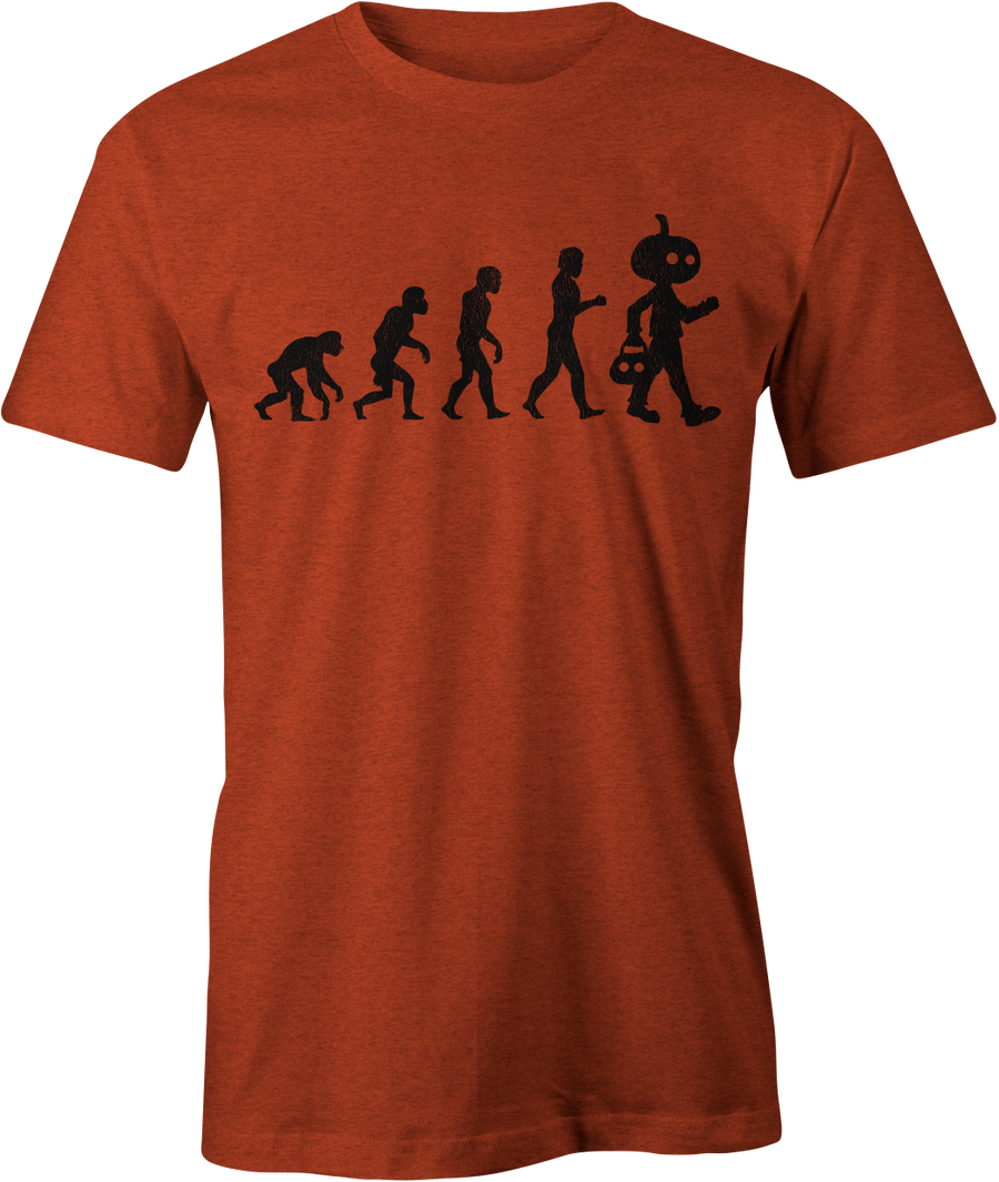 Evolution of Halloween - Haunt Shirts