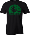 Moonrise Green Witch - Haunt Shirts