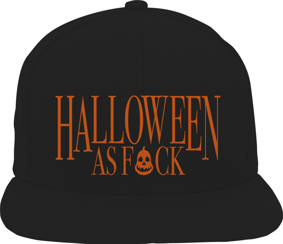 Halloweed As F*ck Flexfit Hat - Haunt Shirts
