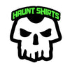 Haunt Shirts Badge Sticker - Haunt Shirts