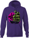 A Haunted Home Is A Happy Home Hoodie - Haunt Shirts
