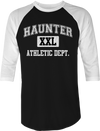 Haunter Athletic Raglan - Haunt Shirts