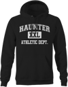 Haunter Athletic Hoodie - Haunt Shirts
