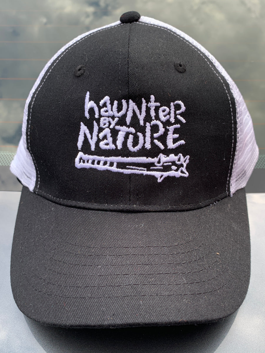 Haunter By Nature Hat - Haunt Shirts