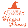 Hocus Pocus Decal - Haunt Shirts