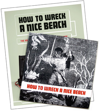 How to Wreck a Nice Beach -- Paperback + Record