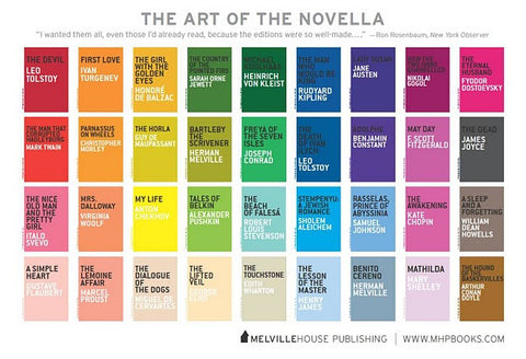 The Art of the Novella