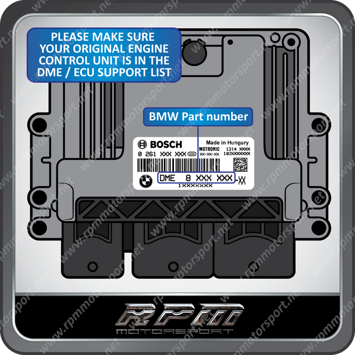 Mini Cooper R56/R60 DME EWS anti-tampering protection 2FD7 A103